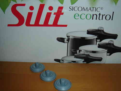 Silit Sicomatic econtrol Aroma sealings caps